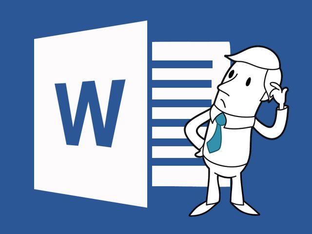 Microsoft luôn là là ứng dụng soạn thảo văn bản hàng đầu