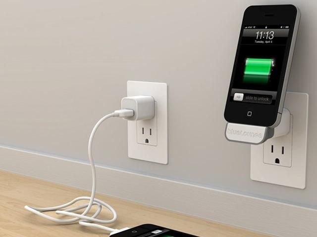 Sạc pin giúp cung cấp lại năng lượng cho thiết bị di động